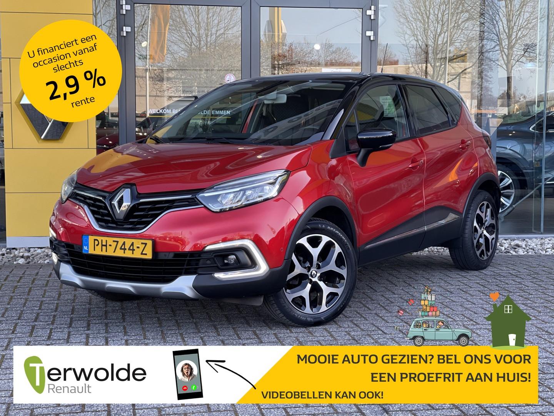 Renault Captur 90pk tce intens