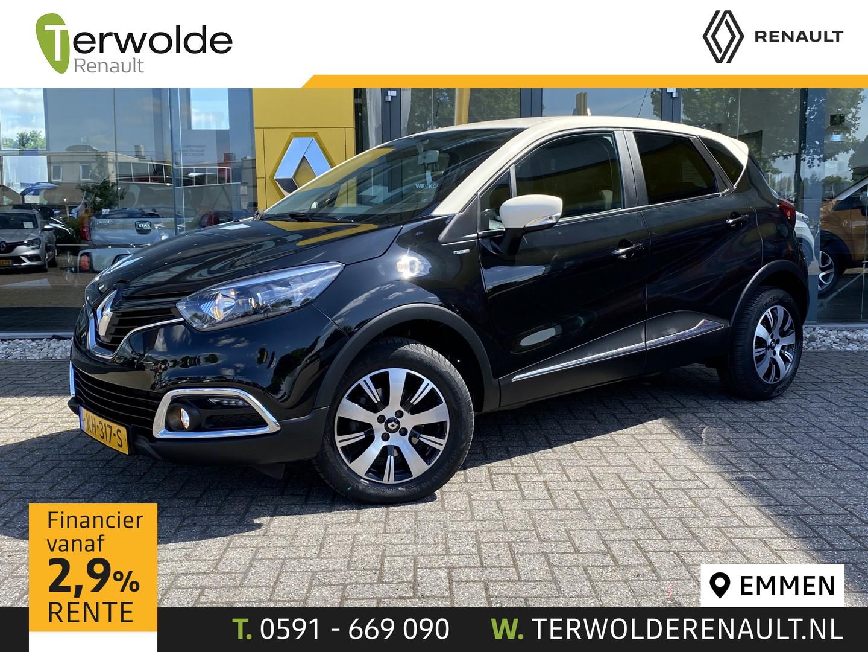 Renault Captur 1.2 tce limited 120 pk