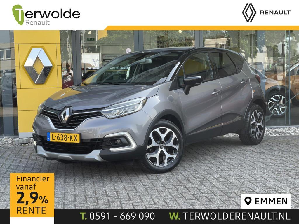 Renault Captur 1.3 150pk tce intens