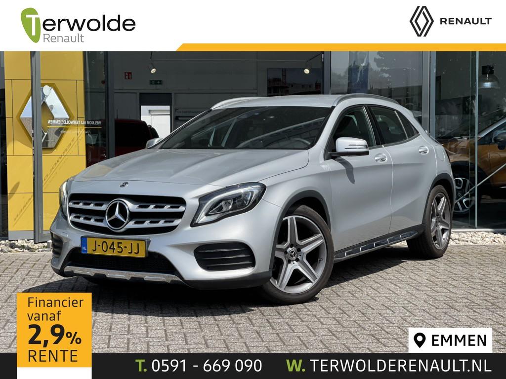 Mercedes-benz Gla 180 business solution amg night upgrade