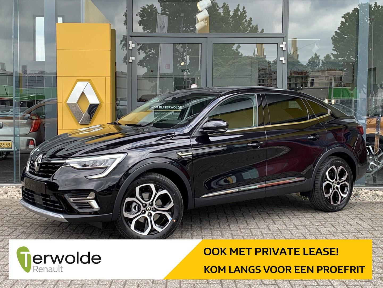 Renault Arkana 1.6 hybrid intens e-tech nu met € 1.200,- introductie voordeel! financiering tegen 2,9%! private lease mogelijk!