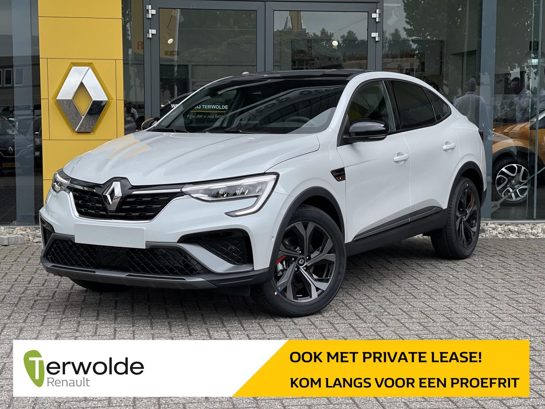 Renault Arkana 1.6 hybrid r.s. line e-tech nu met € 1.200,- introductie voordeel! financiering tegen 2,9%! private lease mogelijk!