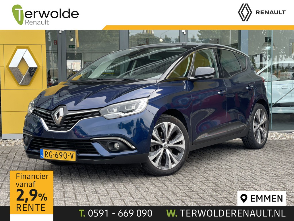 Renault Scénic 1.2 tce 130pk collection