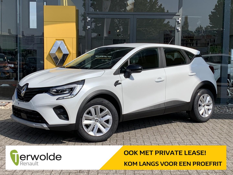 Renault Captur 1.0 tce zen € 1.000,- korting! financiering tegen 3,9%! private lease mogelijk!