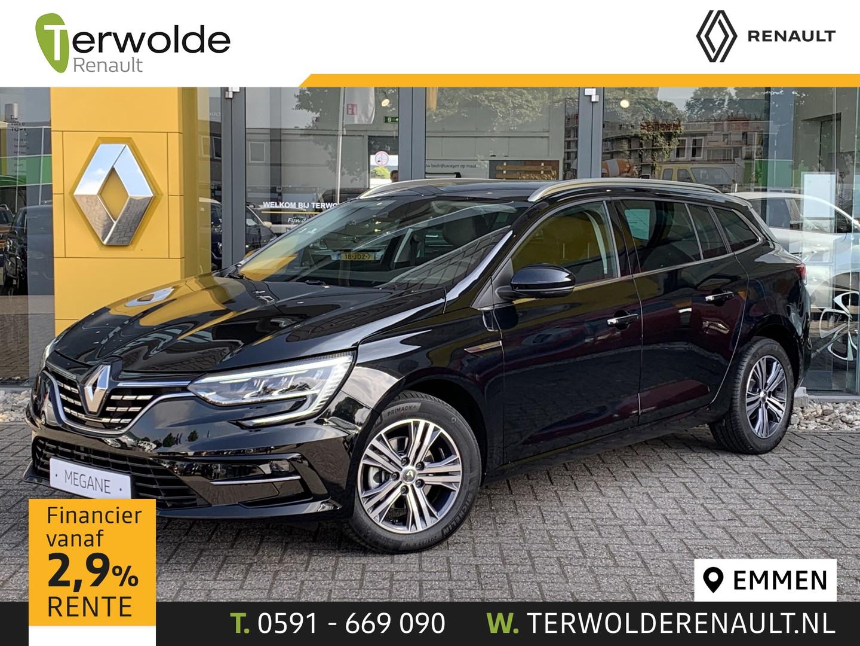 Renault Mégane Estate 1.3 tce intens € 2.690,- korting! financiering tegen 3,9%! private lease mogelijk!