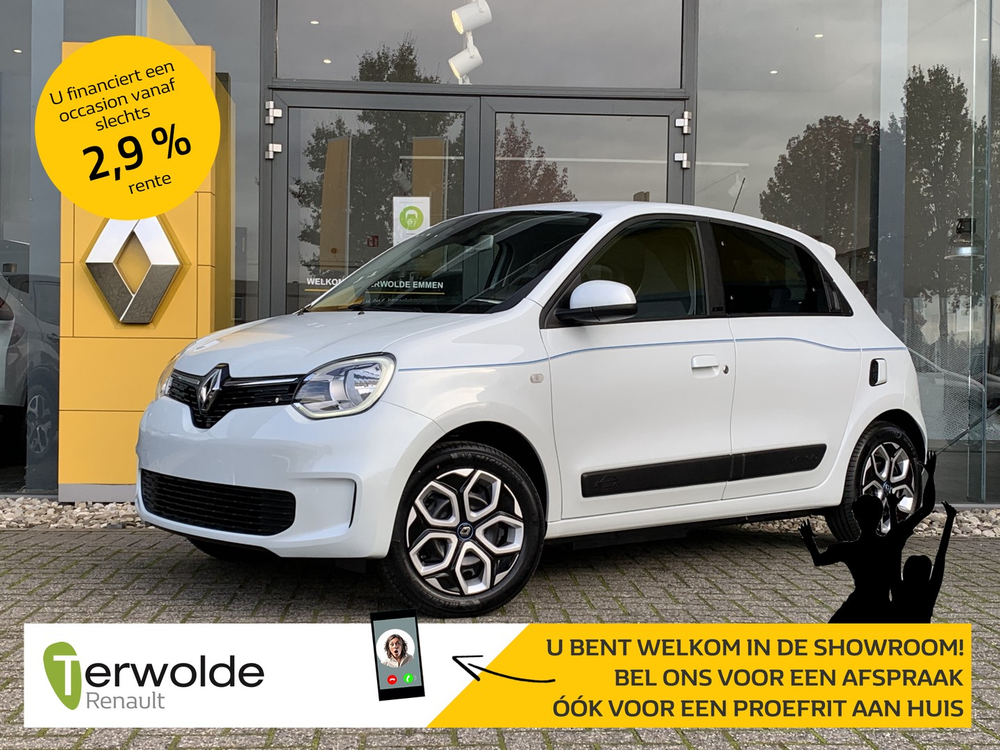 Renault Twingo Z.e. r80 collection