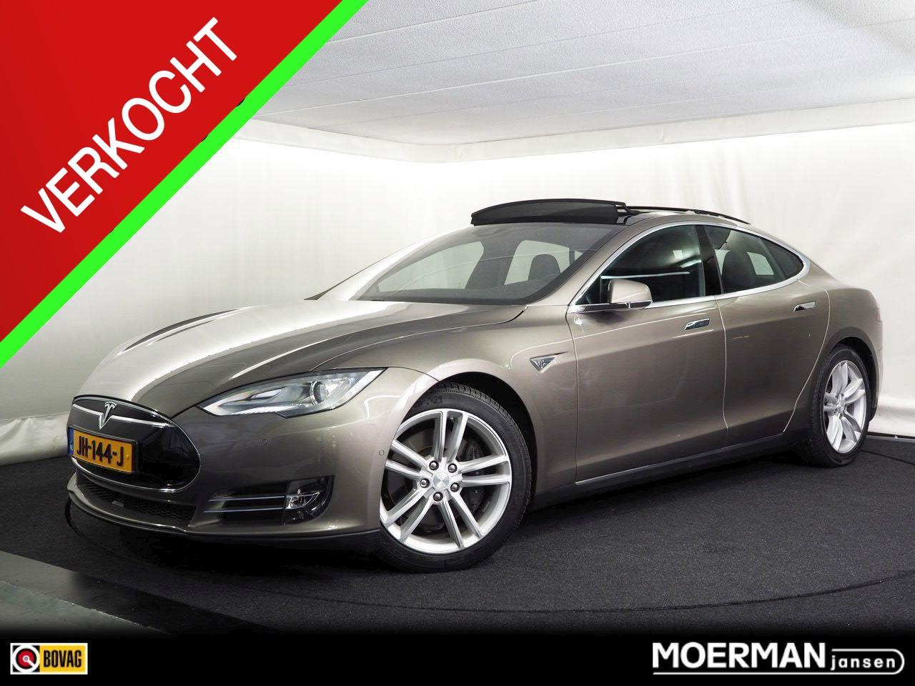 Tesla Model s Luxury autopilot verkocht