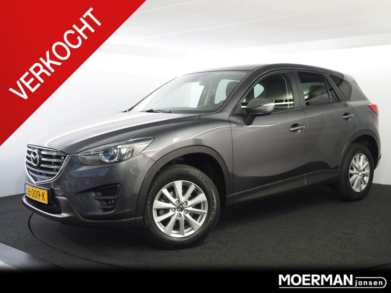 Mazda Cx-5 2.0 skyactiv-g 165 ts+ 2wd verkocht