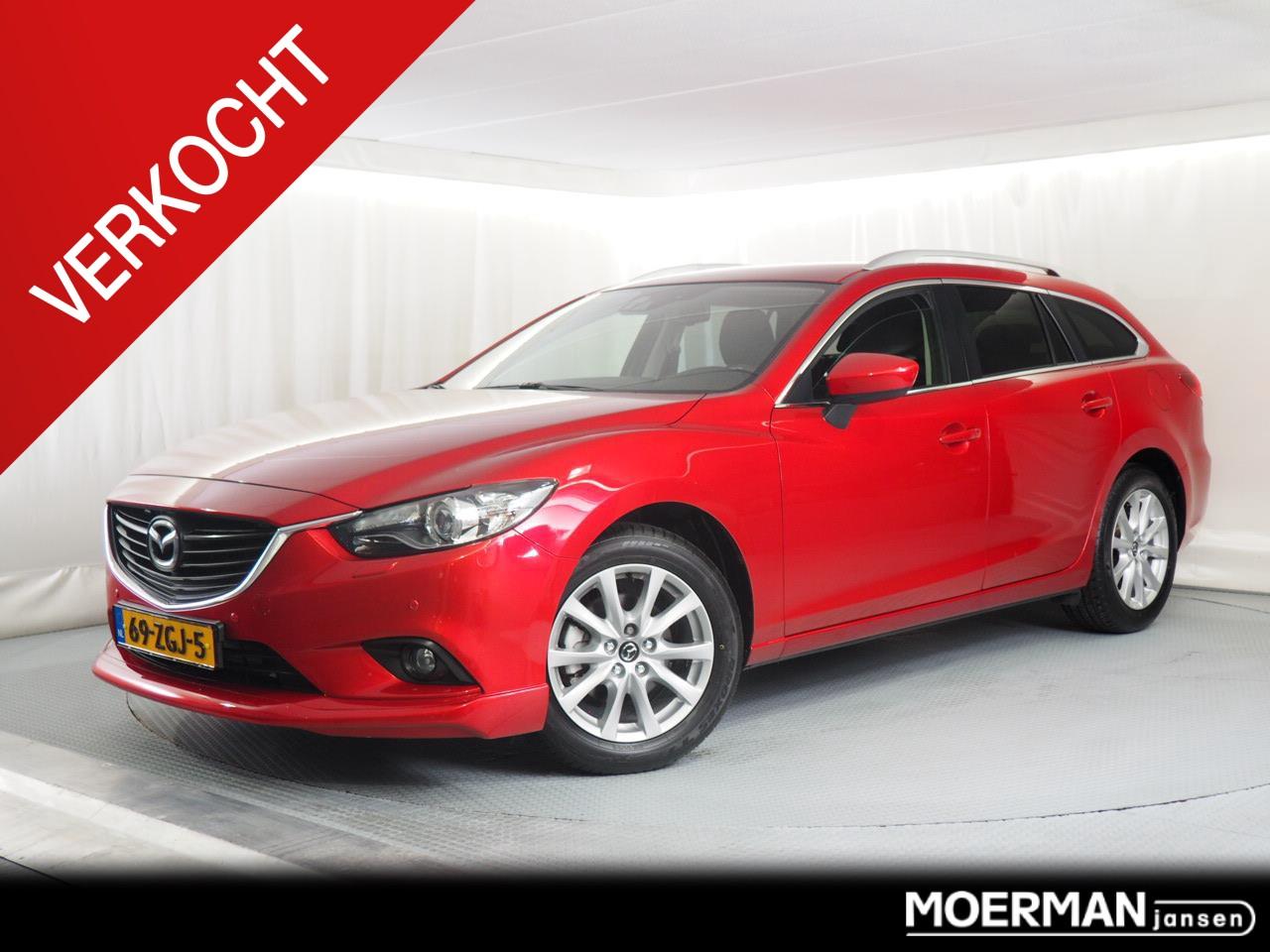 Mazda 6 Sportbreak 2.0 sportbreak ts+ leasepack verkocht