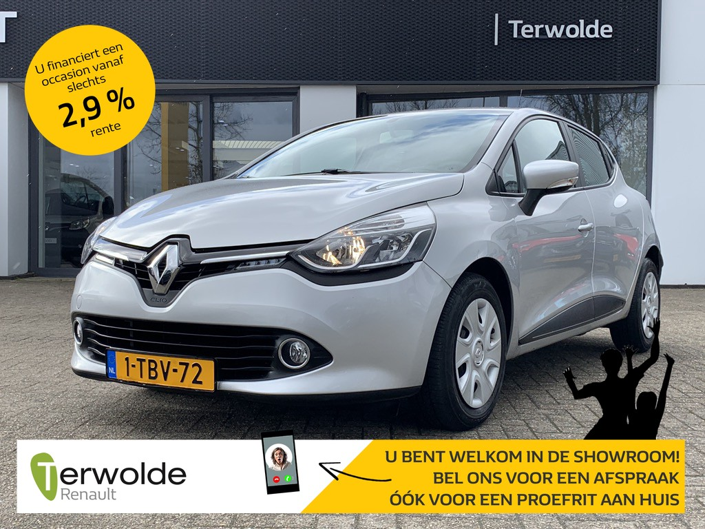 Renault Clio 0.9 tce expression airco