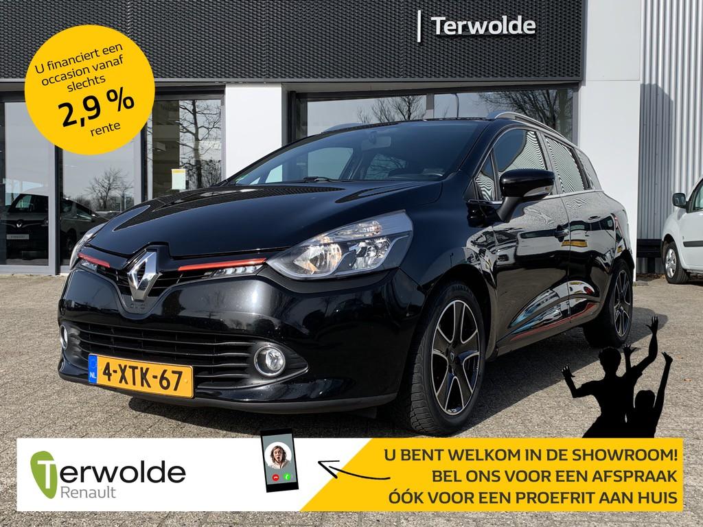 Renault Clio Estate 0.9tce 90pk expression