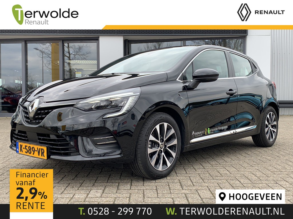 Renault Clio 1.0tce 100pk intens