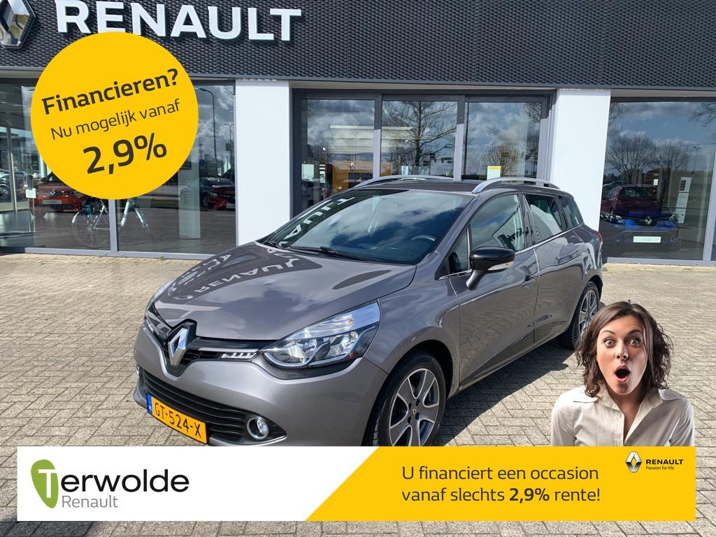 Renault Clio Estate 1.5 dci eco night&day airco
