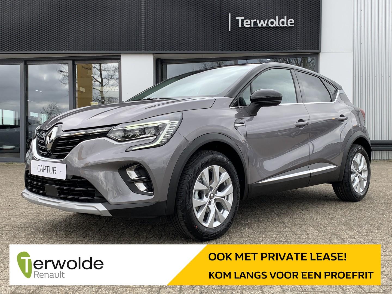 Renault Captur 1.3tce 140pk automaat intens € 1.744,- korting! financiering tegen 3,9% of 50/50 deal! private lease mogelijk!