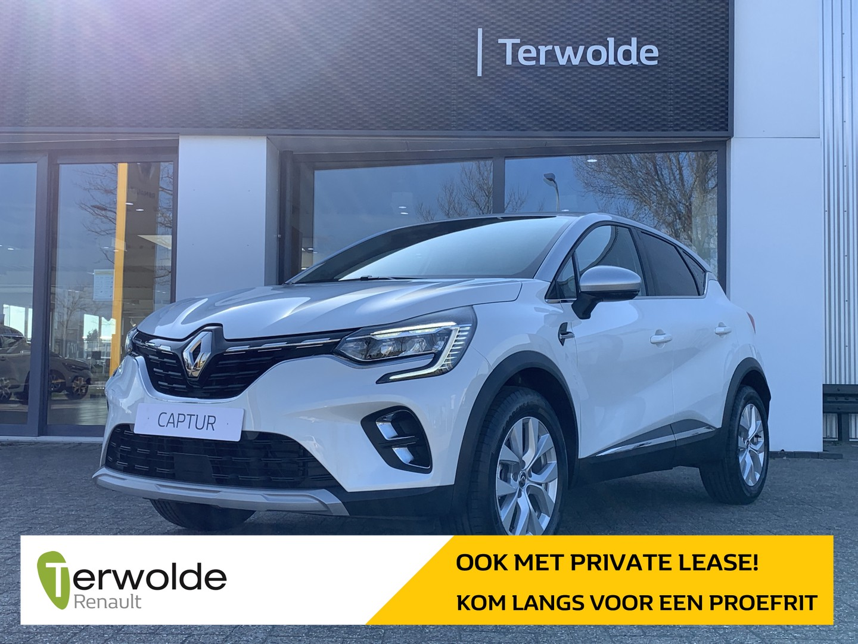 Renault Captur 1.0tce 90pk intens € 1.945,-korting! financiering tegen 3,9% of 50/50 deal! private lease mogelijk!