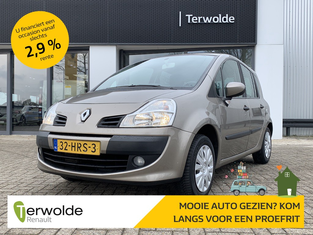 Renault Grand modus 1.2tce 100pk expression