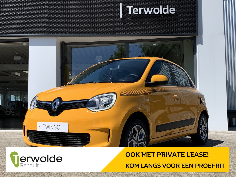 Renault Twingo 1.0sce 65pk collection € 855,- korting! financiering tegen 3,9% of 50/50 deal! private lease mogelijk!