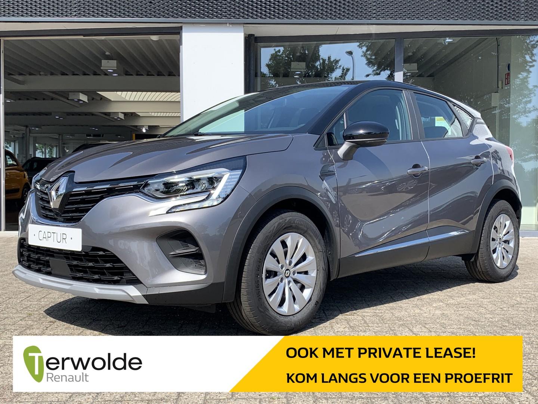 Renault Captur 1.0tce 90pk business zen nieuw en uit voorraad leverbaar!
