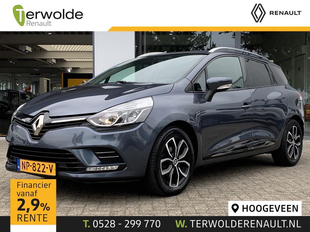 Renault Clio Estate 0.9tce 90pk zen