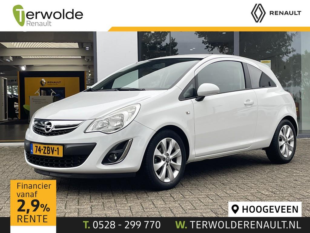 Opel Corsa 1.2 ecoflex edition lpg