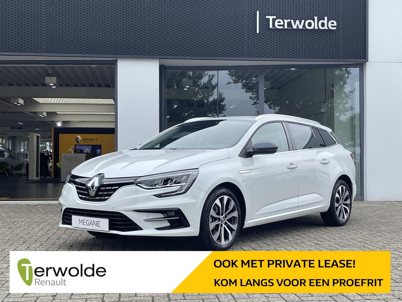 Renault Mégane Estate 1.3tce 160pk business edition one automaat €3.400,- korting! financiering tegen 3,9% rente! uit voorraad leverbaar!