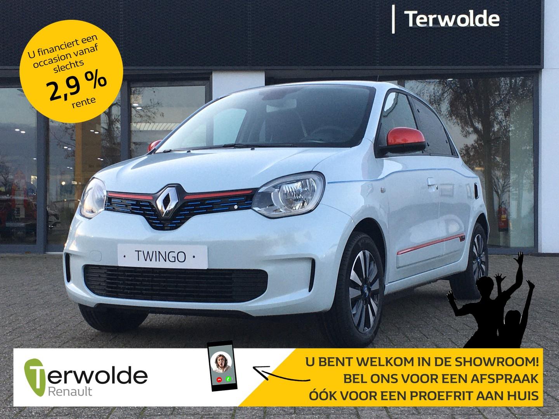 Renault Twingo Z.e. r80 intens u bent weer van harte welkom in de showroom! bel ons voor een afspraak!