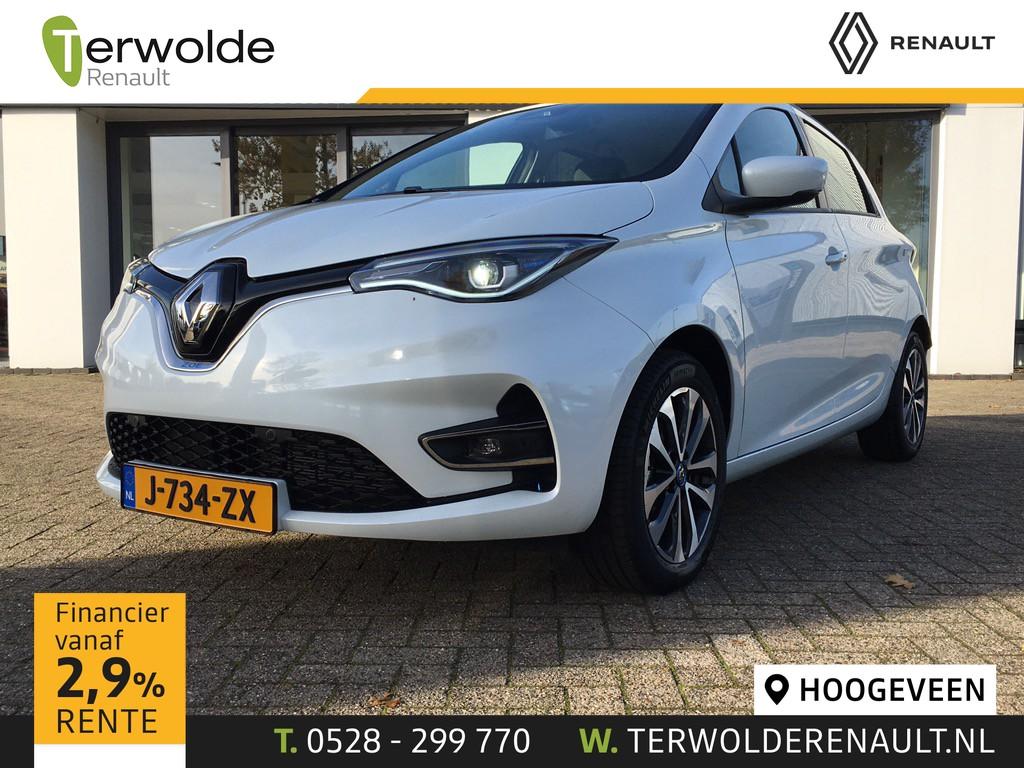 Renault Zoe R135 zen 50 accuhuur
