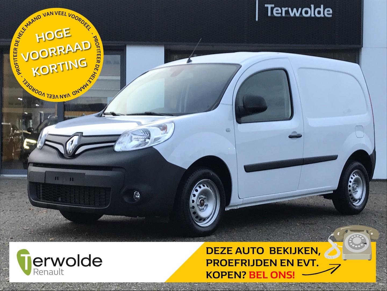 Renault Kangoo 1.5 blue dci 80pk comfort uit voorraad leverbaar! €4487,- korting! financial lease mogelijk tegen 0% !