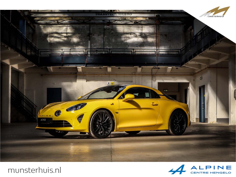 Alpine A110 1.8 turbo s color edition *gelimiteerde oplage* ~alpine munsterhuis~
