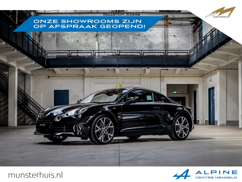 Alpine A110 1.8 turbo pure - nieuw -   ~alpine munsterhuis~