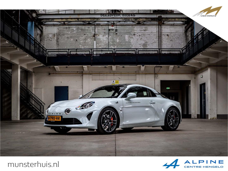 Alpine A110 1.8 turbo s - demo - ~alpine munsterhuis~