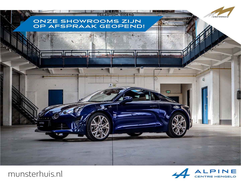 Alpine A110 1.8 turbo légende gt  - nr. 311 van 400  *gelimiteerde oplage* ~alpine munsterhuis~