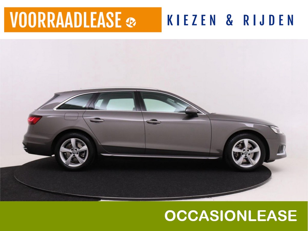 Audi A4 Avant 35 tfsi l. ed. bns