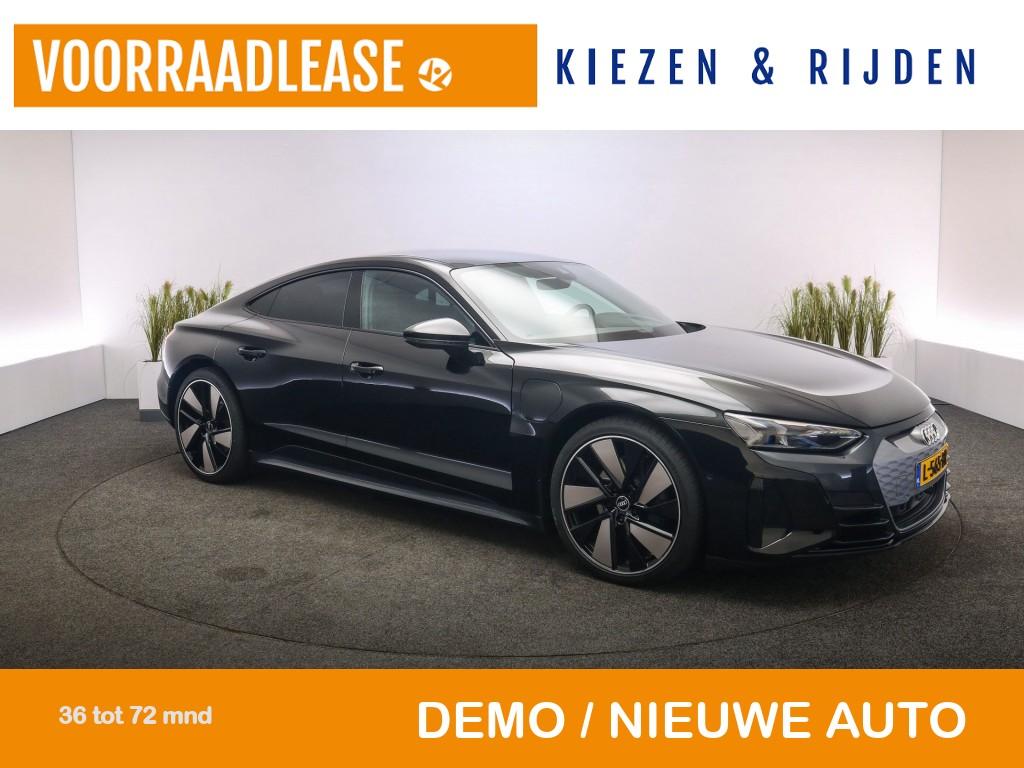Audi E-tron gt Gt edition zero