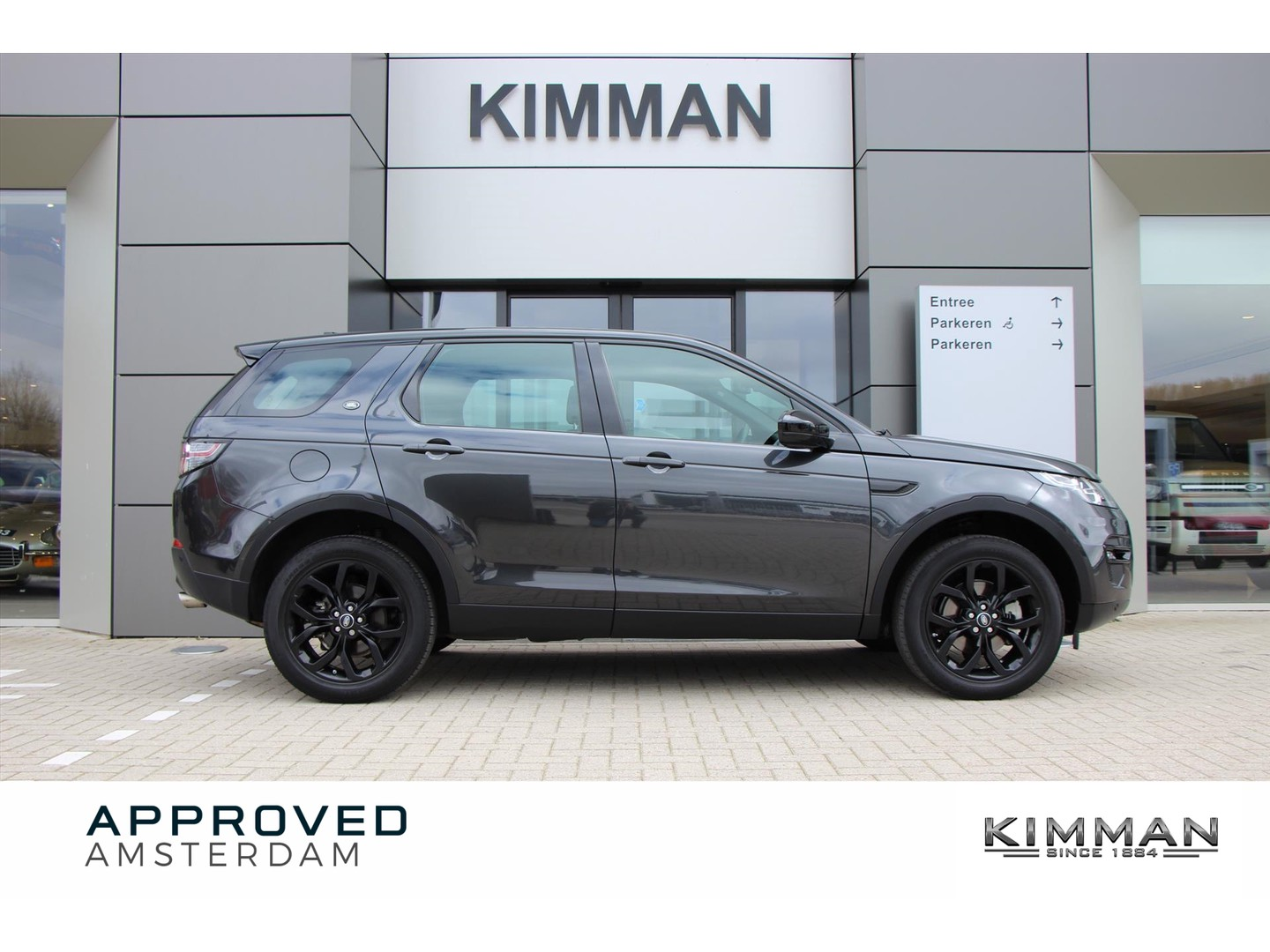 Land rover Discovery sport 2.0 si4 * urban series se * awd aut.9