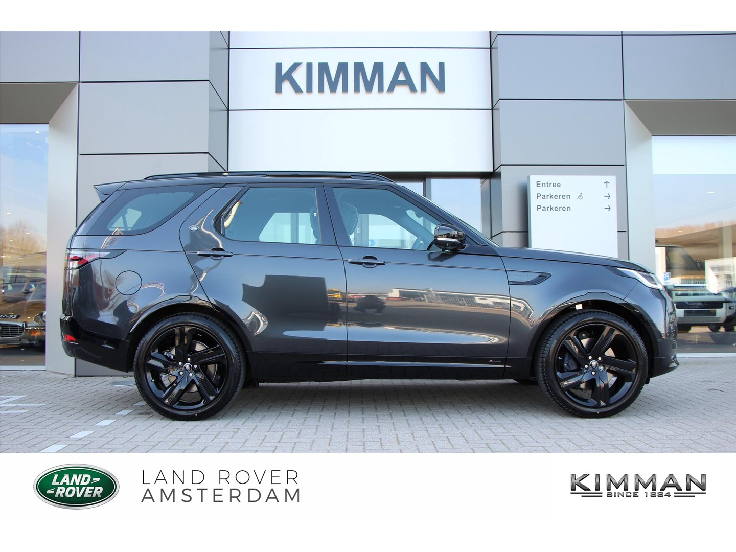 Land rover Discovery P360 3.0t r-dynamic s mhev