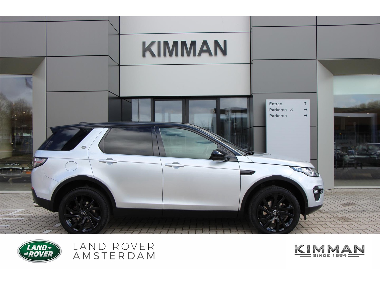 Land rover Discovery sport 2.0 si4 240pk 4wd aut 5p. hse luxury