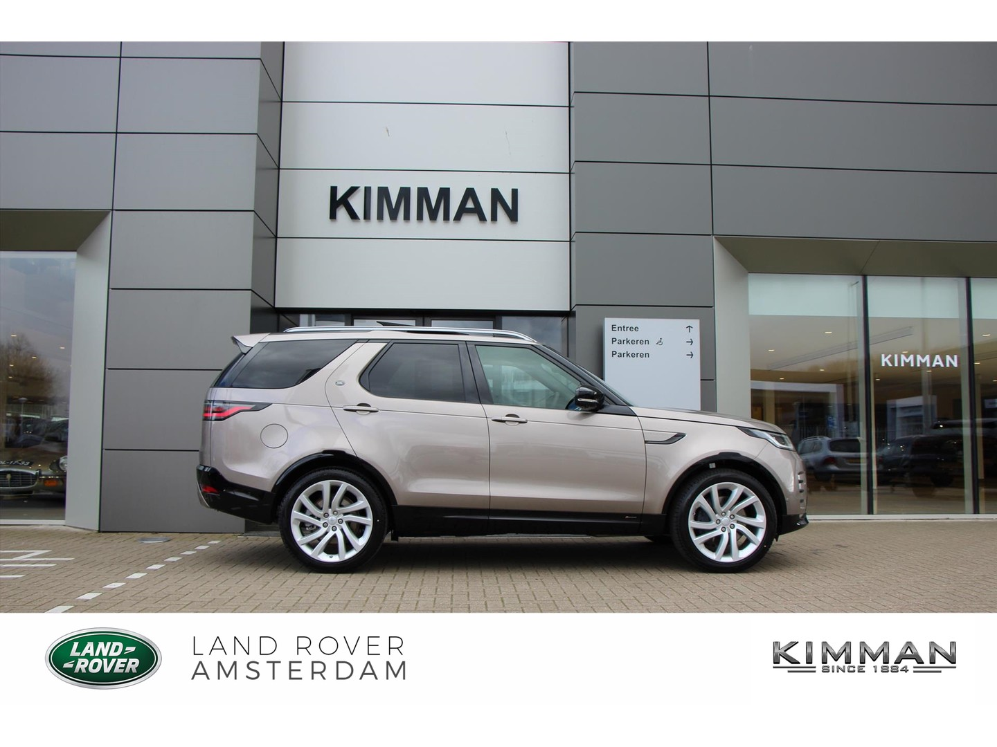 Land rover Discovery P360 commercial r-dynamic hse mhev