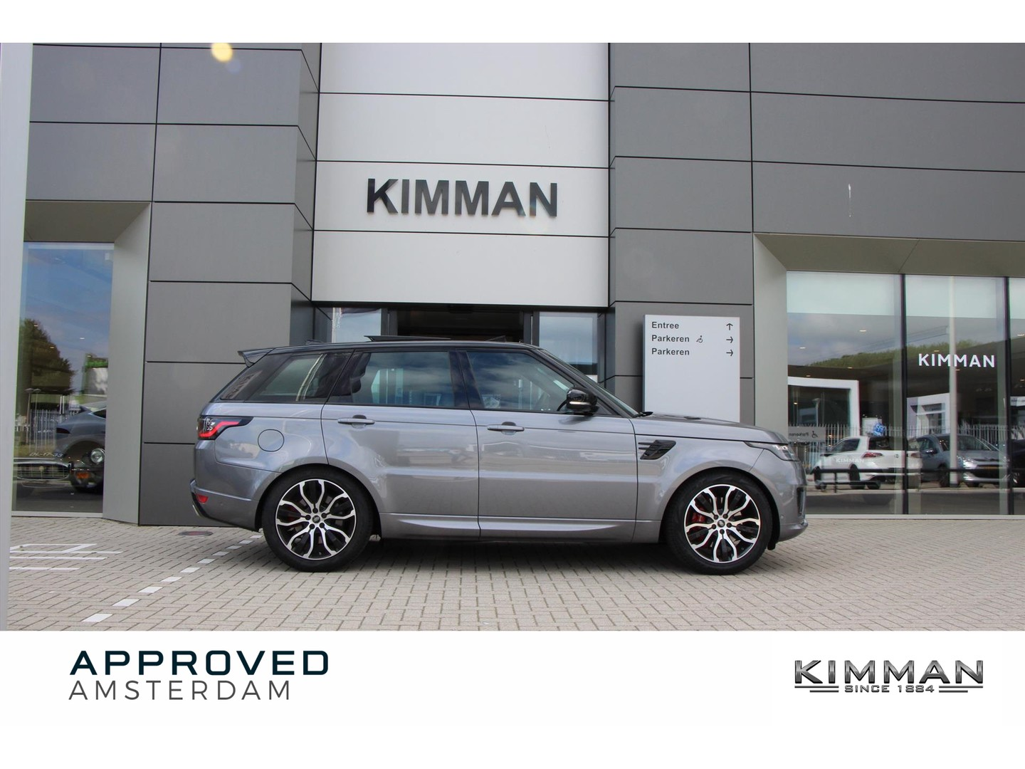 Land rover Range rover sport P400e *404pk* limited edition - hse dynamic