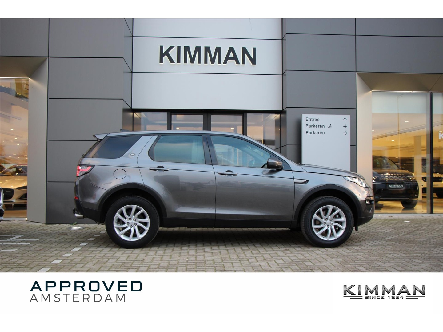 Land rover Discovery Sport 2.0 td4 4wd urban series se aut.9 commercial