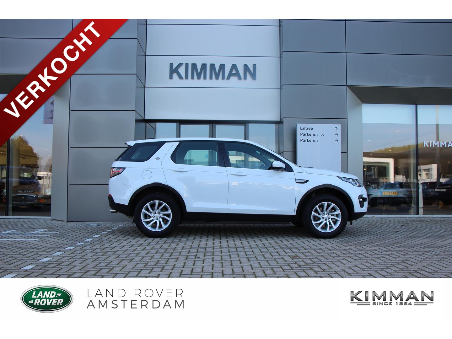 Land rover Discovery sport 2.0 td4 4wd urban series se aut.9