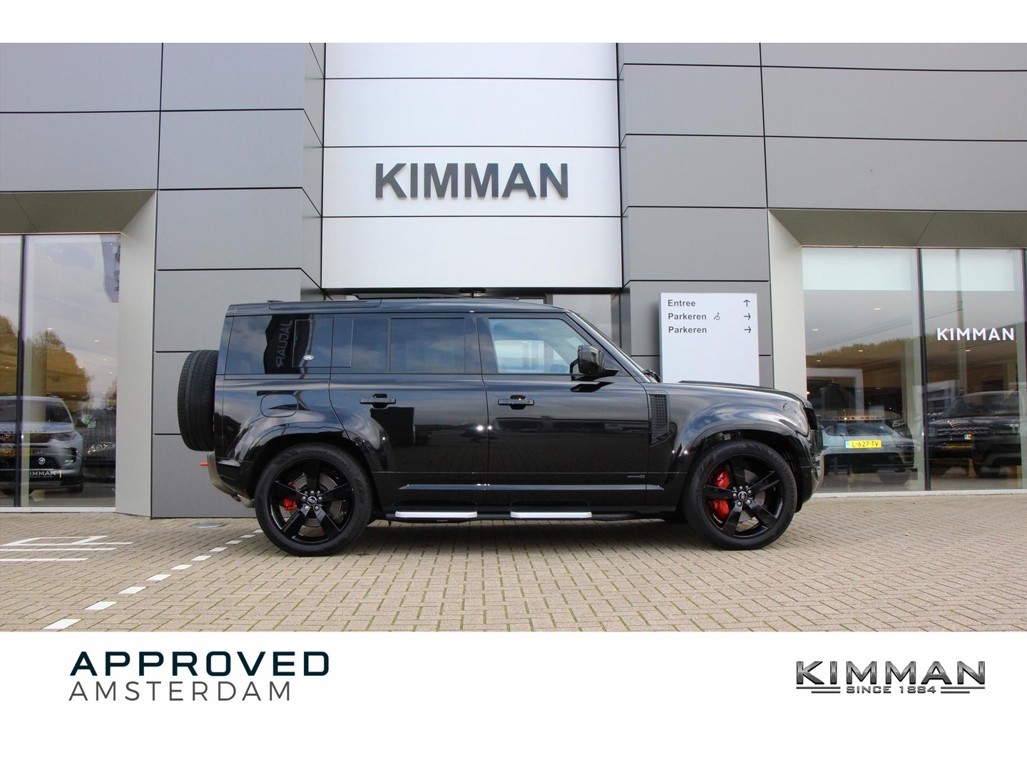 Land rover Defender 110 p400 3.0 i6 ** x ** 22 inch i tow pack i np 170.000