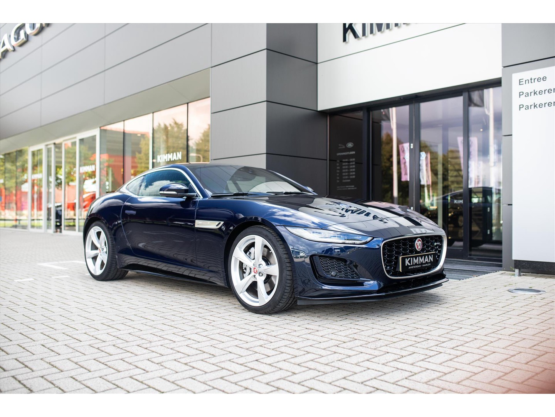 Jaguar F-type Coupé new p300 300pk aut r-dynamic