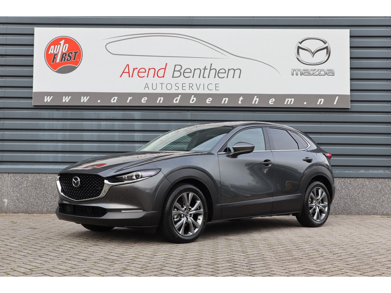 Mazda Cx-30 2.0 skyactiv-x luxury i-activsense + schuifdak - demo € 3.571,- demovoordeel!