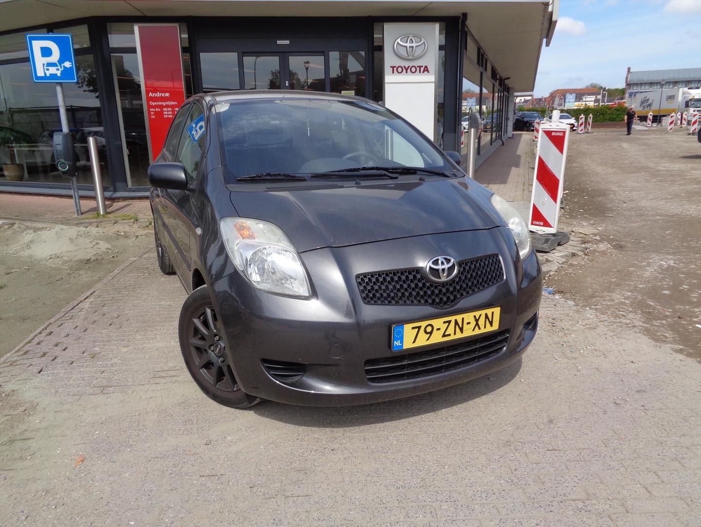 Toyota Yaris 1.3 16v vvt-i 5dr