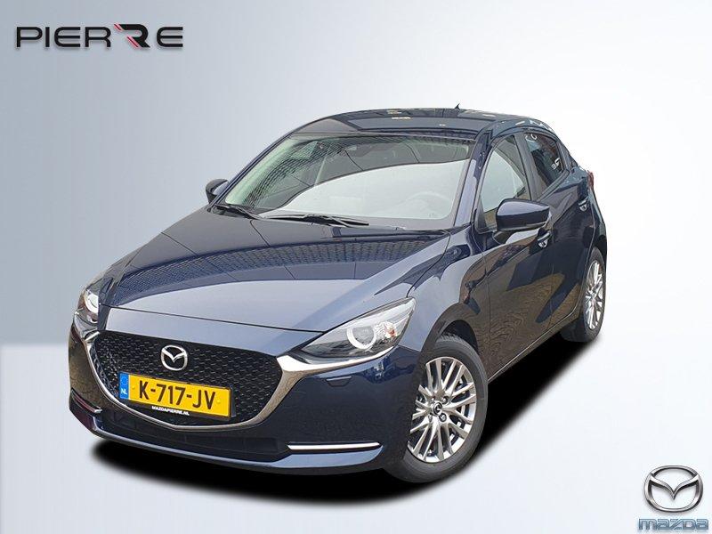 Mazda 2 1.5 skyactiv-g luxury automaat