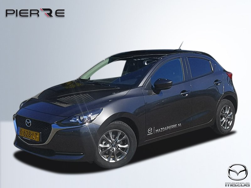 Mazda 2 1.5 skyactiv-g comfort automaat