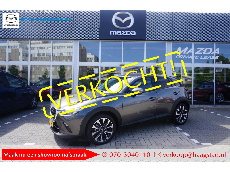 Mazda Cx-3 Sport selected
