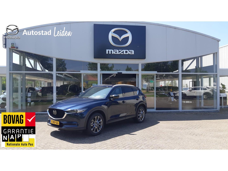 Mazda Cx-5 2.0 skyactiv-g 165 signature l automaat l demo l schuifdak