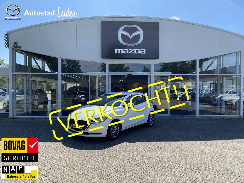 Mazda 2 Style selected l achteruitrijcamera l apple carplay l lm velg l demo.